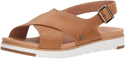9849371c78f UGG Womens Kamile Flat Sandal: Amazon.ca: Shoes & Handbags