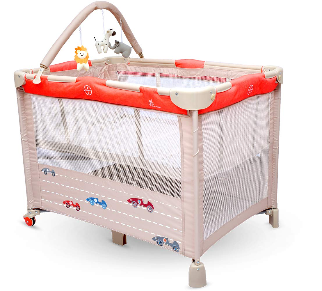 - Buy R For Rabbit Hide And Seek Baby Bed- Smart Folding Baby Cot