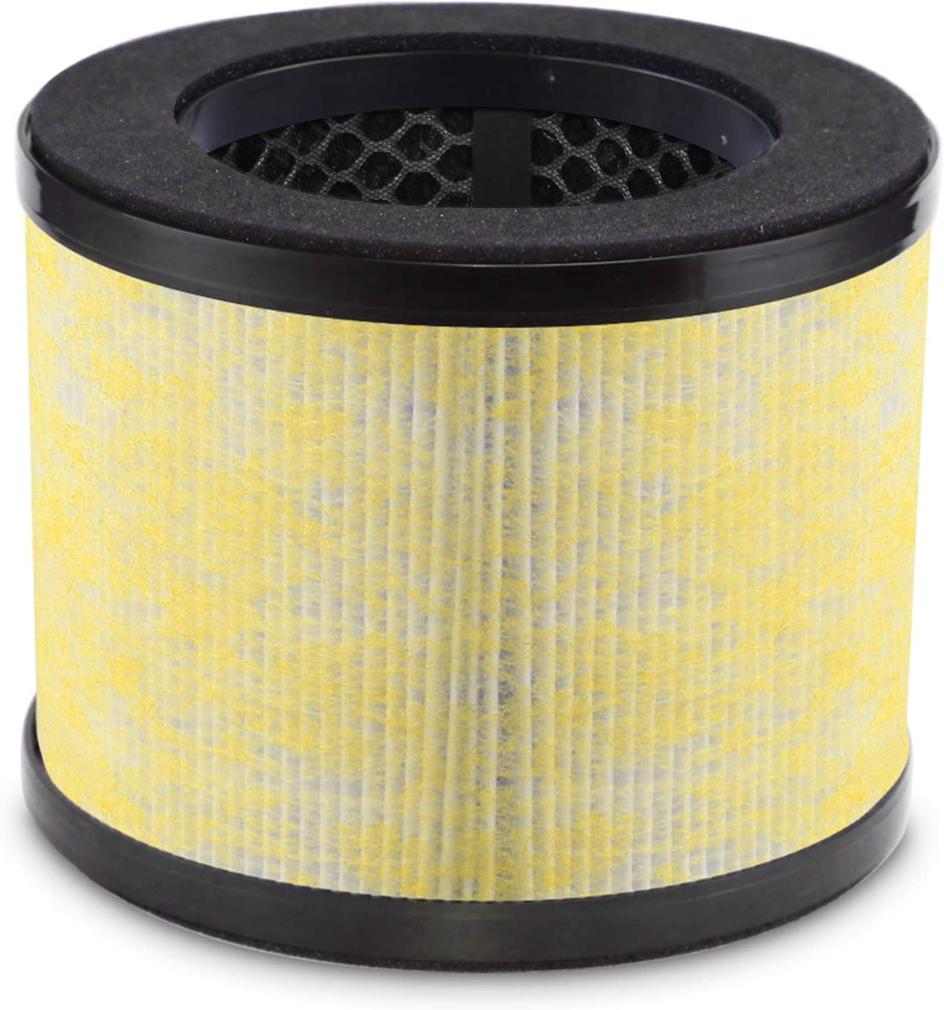 Okaysou AirMic4S Medical Grade Ultra-Duo Filter Replacement (Yellow)