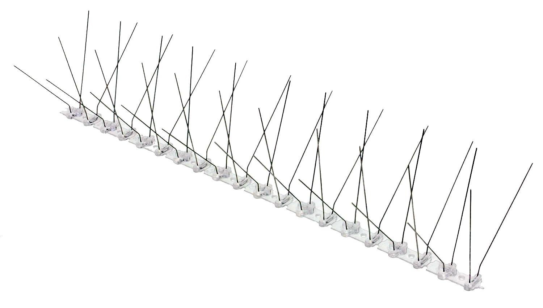 5 Metre Pack Bird Spikes Stainless Steel&Polycarbonate *THE BIRD-TECH ORIGINAL* BIRD-TECH©