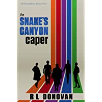 The Snake's Canyon Caper: Grifters of the Ivory Towers (The Pirate Queens Mystery...
