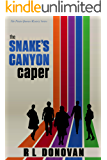 The Snake's Canyon Caper: Grifters of the Ivory Towers (The Pirate Queens Mystery Series Book 1)