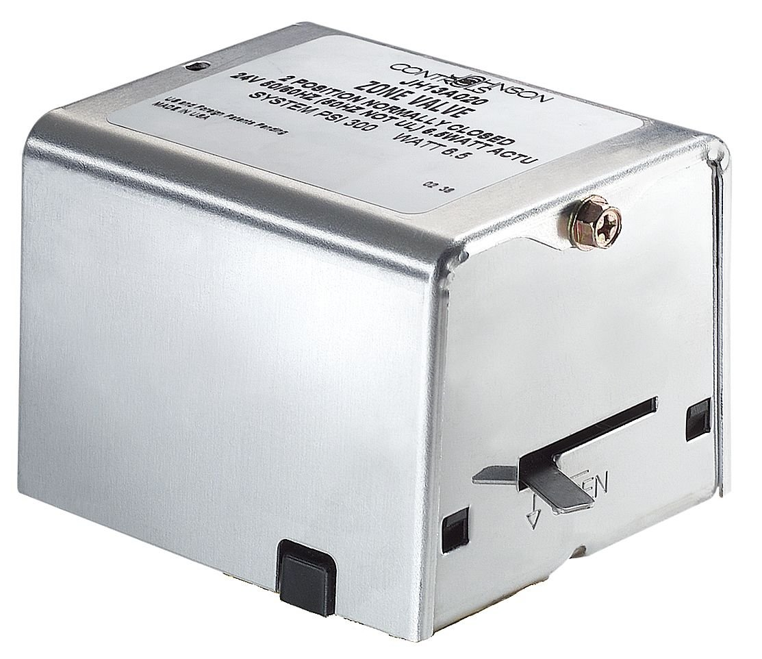 JG23A020 Johnson Controls Normally Open Zone Valve Actuator On//Off Signal Type Standard Closeoff Pressure Type