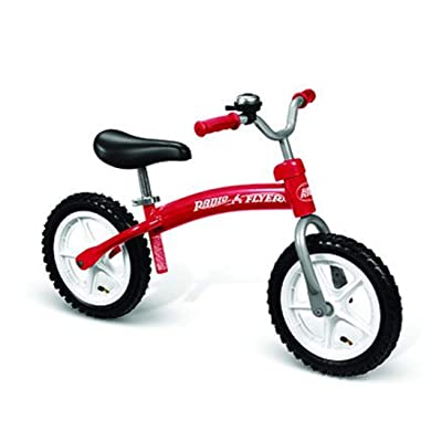 Radio Flyer All-Terrain Balance Bike: Toys & Games