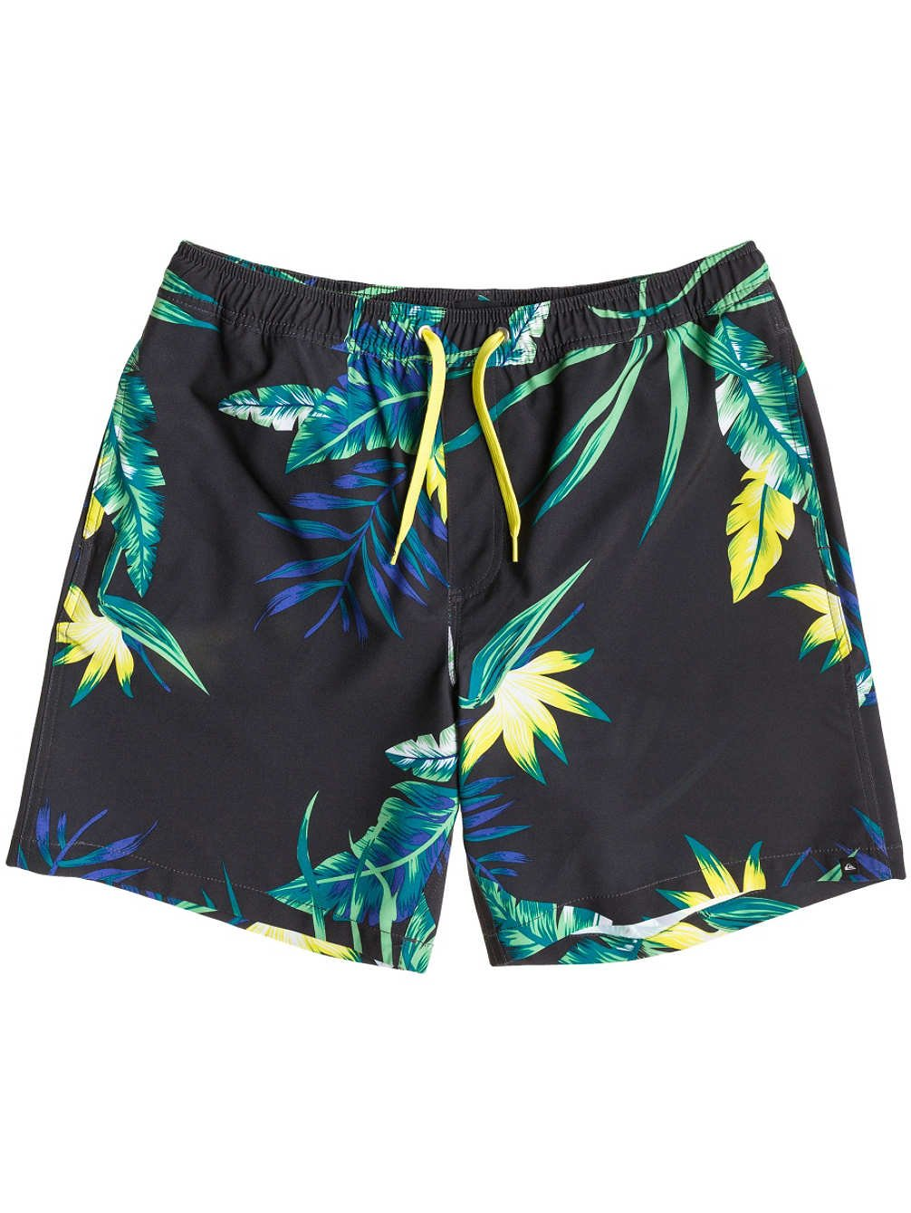 Quiksilver Men's Jungle Juice Frames Swim Shorts Madagascar