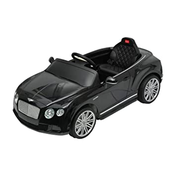 Amazon Com Bentley Gtc Kids Electric Ride On Toy Car W Parent