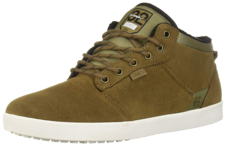 Etnies Men's Jefferson MTW X 32 Skate Shoe, Brown/Green, 8.5 Medium US by Etnies
