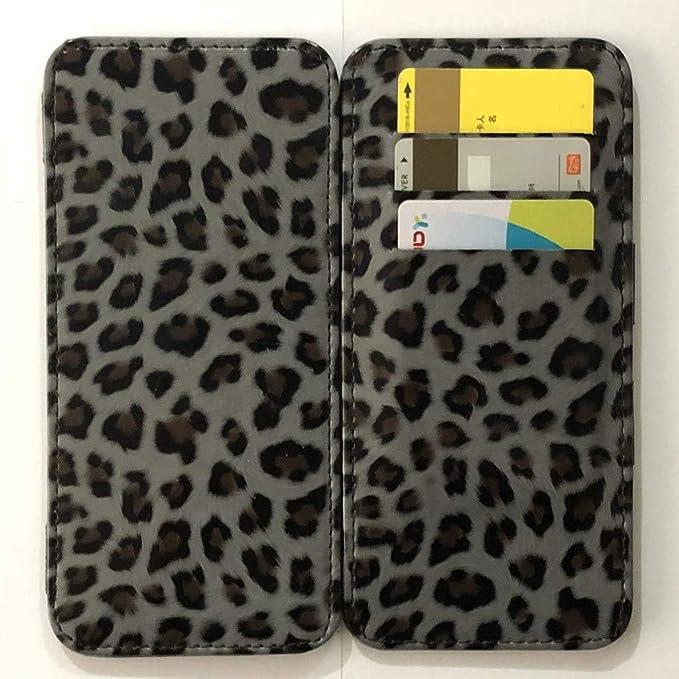 Yvelands Monedero con Tapa para Mujer Paquete de Tarjeta Delgada Monedero de Leopardo Capacidad de Monedero(17.5X1X8.5cm,Amarillo): Amazon.es: Ropa y ...