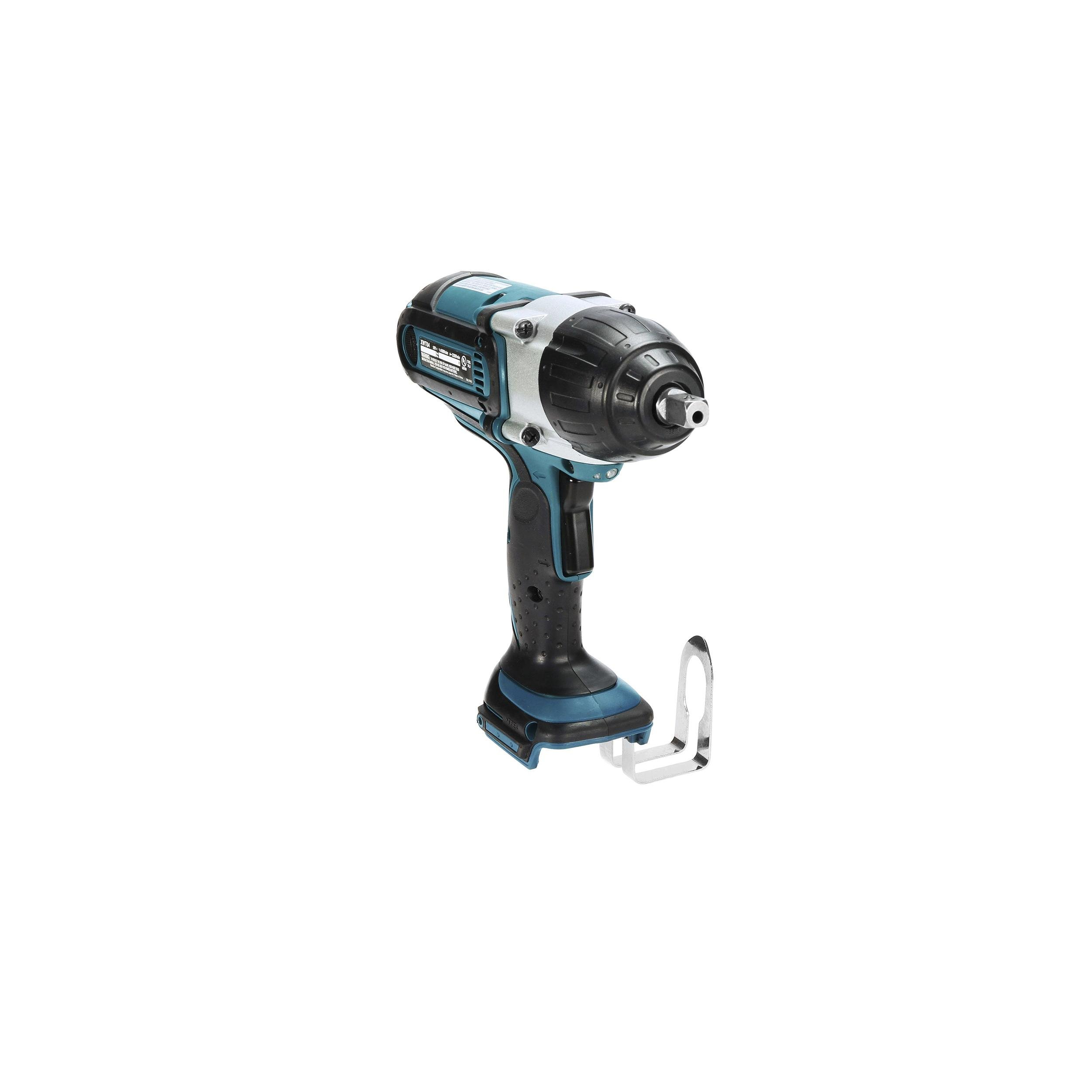 Makita XWT04Z 18-Volt LXT Lithium-Ion 1/2-Inch High Torque Impact Wrench (Tool Only, No Battery) by Makita (Image #2)