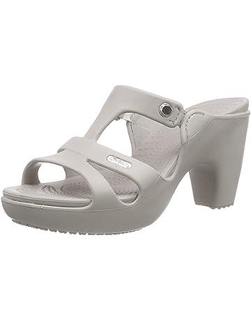 73b7844f97b312 Crocs Cyprus V Heel W, Escarpins - Femme
