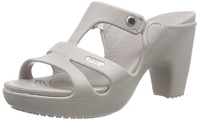 crocs Damen Cyprus V Heel Women Pumps