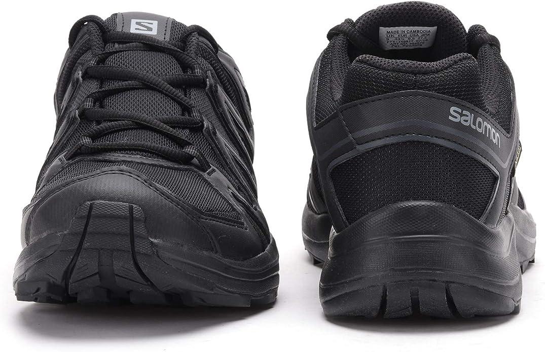 SALOMON XA Thena GTX Chaussures randonnée Noir Homme: Amazon