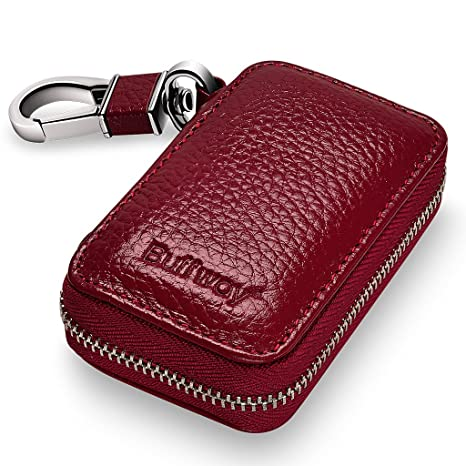 Amazon.com: Buffway - Funda para llaves de coche, llavero ...