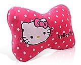 Finex 2 pcs Set Hello Kitty Bone Head Neck Rest