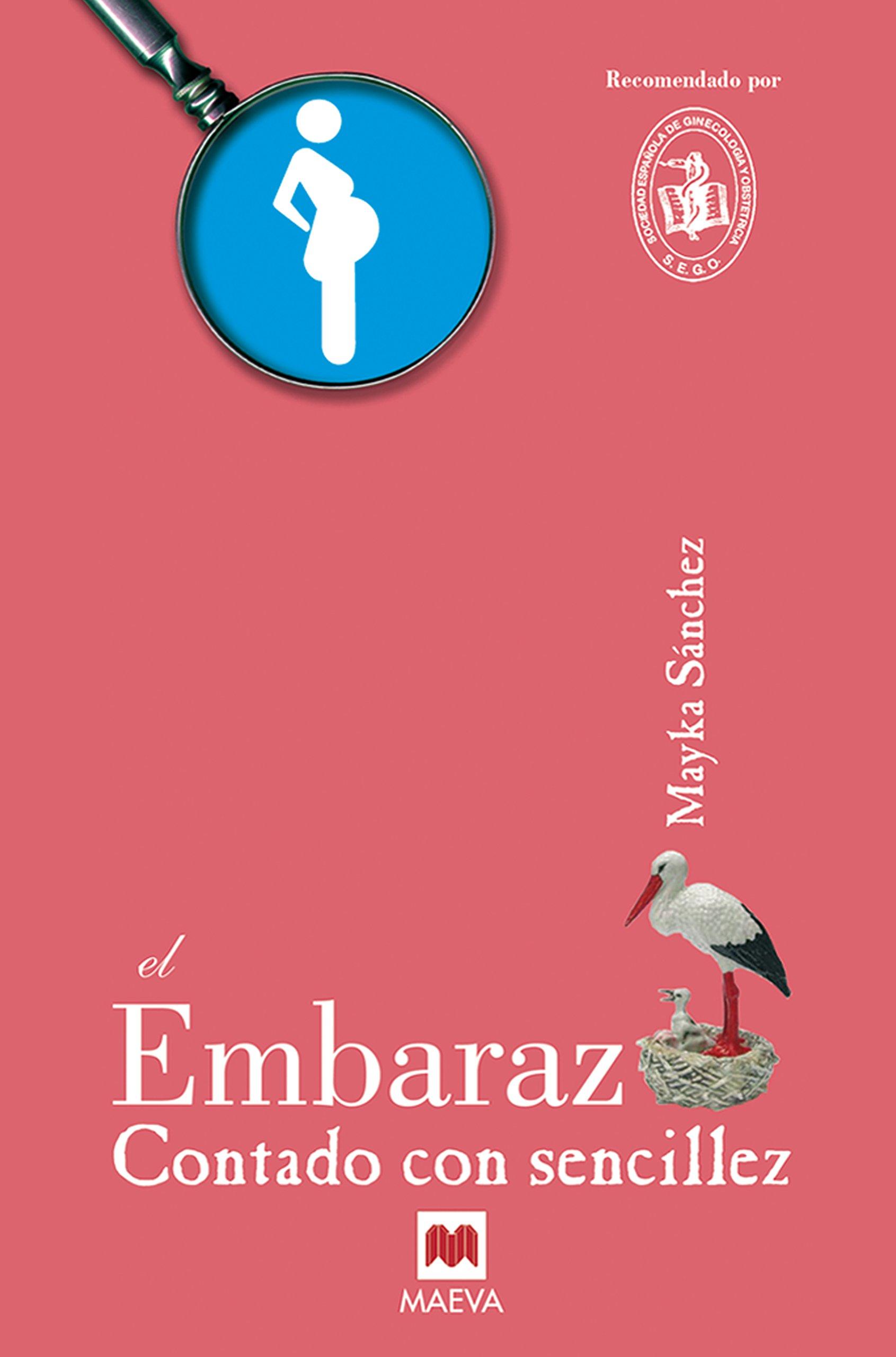 Read Online Embarazo Contado Con Sencillez, El pdf