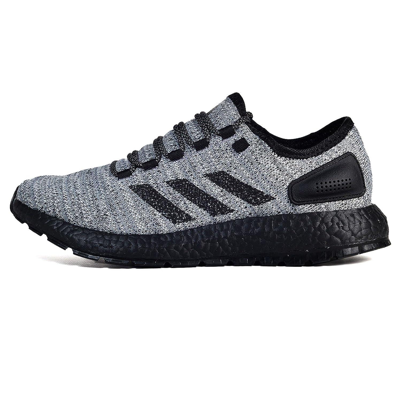 adidas Men's Pureboost ATR Running Shoe B06XX4J197 13 D(M) US|White/Black/Grey