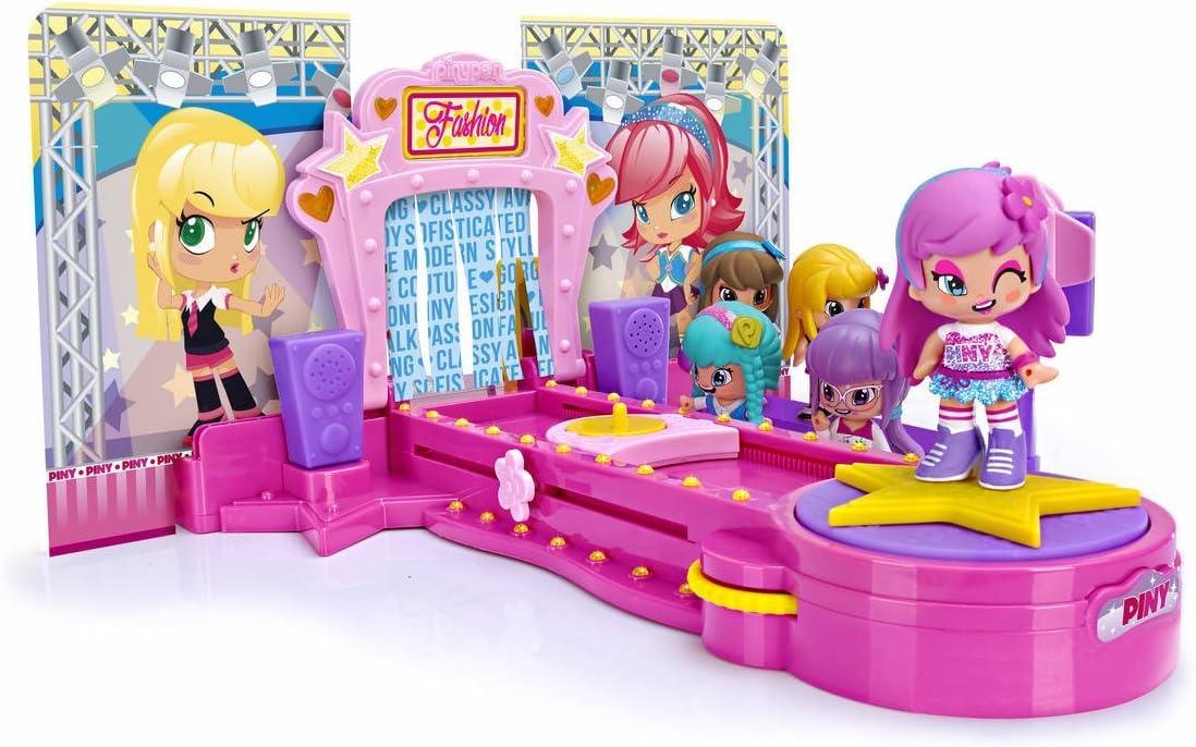 Amazon.es: Pinypon by PINY Pasarela, muñeca y accesorios moda (Famosa 700013070): Juguetes y juegos