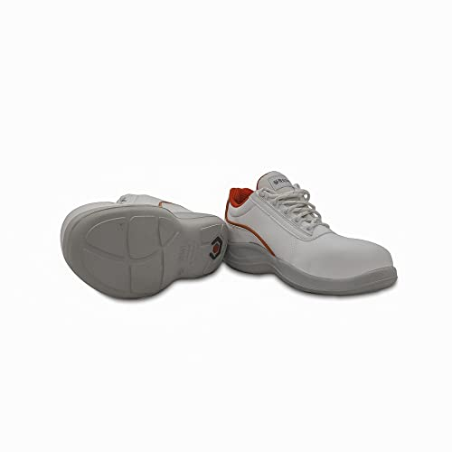 Base B501-S2-T36 - B501 Zapato Higiene Blanco S2Hro-Src-T36