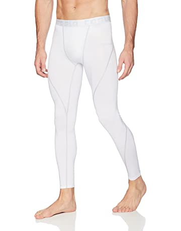 c34c3861e95e3 Tesla Men's Compression Pants Baselayer Cool Dry Sports Tights Leggings  MUP19 / MUC18