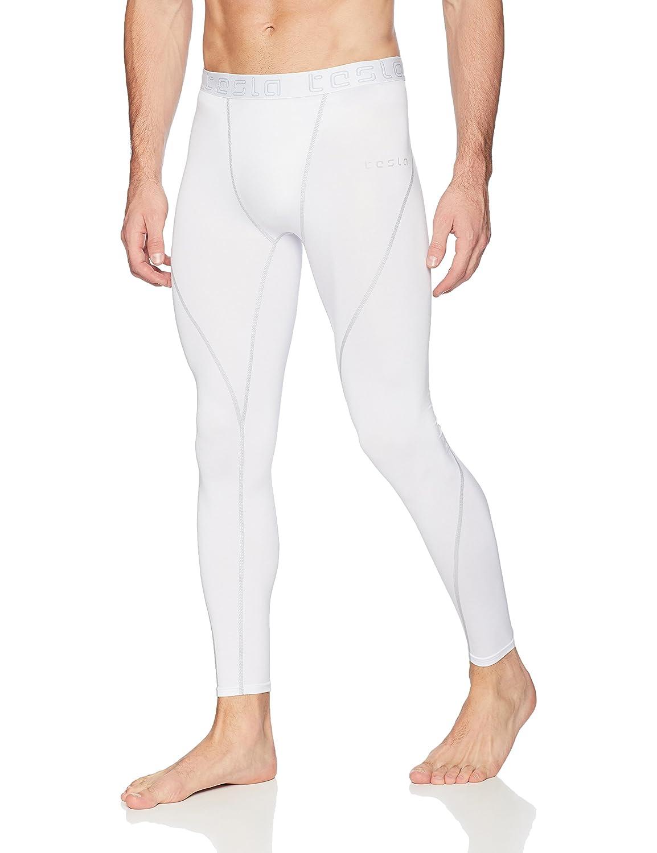 Tesla Men's Compression Pants Baselayer Cool Dry Sports Tights Leggings MUP19/MUP09/P16 Tesla Gears
