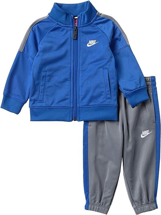 Nike - Chándal para niño (2 Piezas), 24 Meses, Cool Grey(66B245 ...