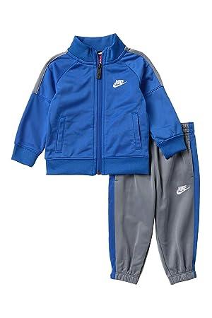 Nike - Chándal para niño (2 Piezas), 18 Meses, Cool Grey(66B245 ...