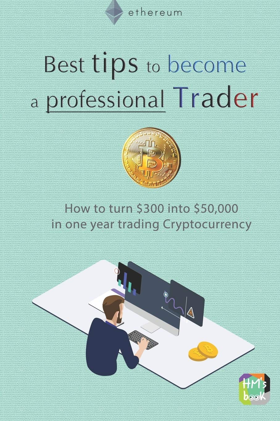 how to become a cryptocurrency trader book