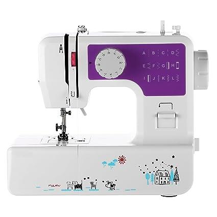 Amazon 40Stitch FullFeatured Sewing Machine Multifunctional Stunning Portable Sewing Machine