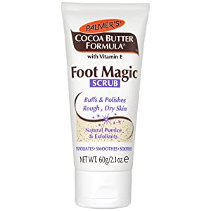 Palmer's Cocoa Butter Formula Foot Magic Scrub, 2.1 Ounce