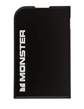 Amazon.com: Monster PowerCard, negro pizarra: Cell Phones ...
