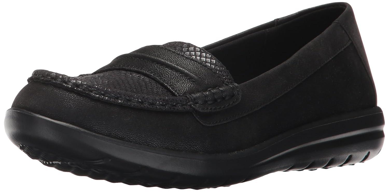 Clarks - Damen Jocolin Maye Schuh, 36 C D EUR, schwarz Synthetic