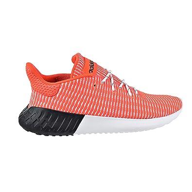 70243ffc413 adidas Tubular Dusk Primeknit Men s Shoes Solar Red Cloud White Core Black  b37737 (