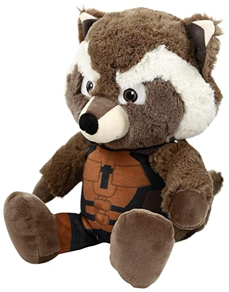 Play Guardians of the Galaxy Plush Figure Rocket Raccoon 25 cm Peluches