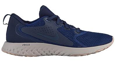 cheaper 296aa 8813f Nike Herren Legend React Fitnessschuhe Mehrfarbig (Blue  VoidBlackObsidianDiffused Taupe 400) 44 EU Amazon.de Schuhe   Handtaschen
