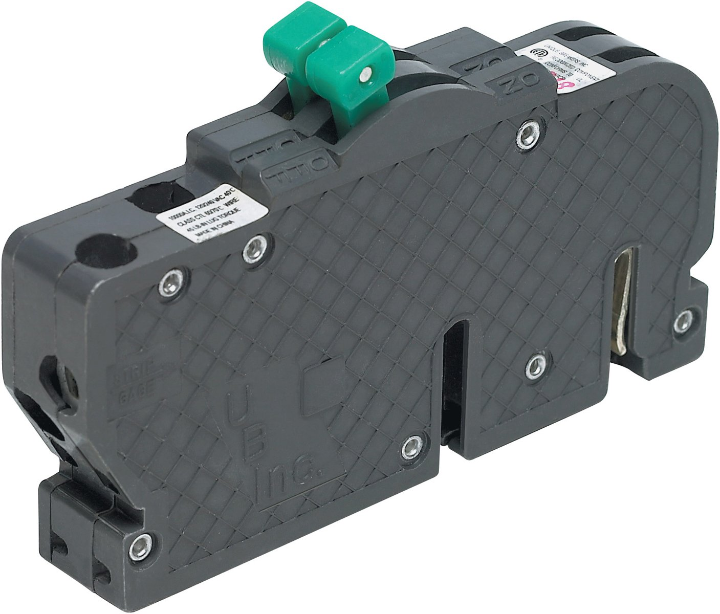 Amazon.com: UBIZ0220-New Zinsco RC3820 Replacement. Two Pole 20 Amp ...