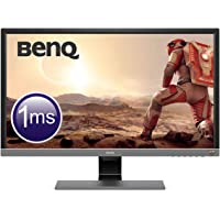"BenQ EL2870U Monitor Gaming LED UHD-4K (risoluzione 3840 x 2160), 28"", 1 ms, HDR Eye-Care, Altoparlanti, 2 x HDMI (v2.0); 1 x DP (v1.4), HDRi, Grigio Metallizzato"