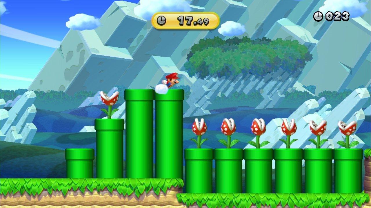 Amazon.com: Nintendo Wii U Black Premium Pack (32GB) + New Super ...