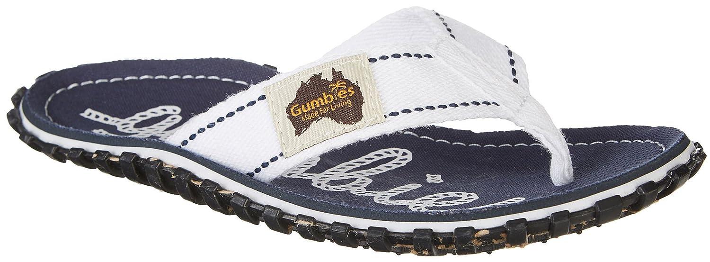 Diseño de sandalias para mujer Gumbies minifigures azul marino Rope -
