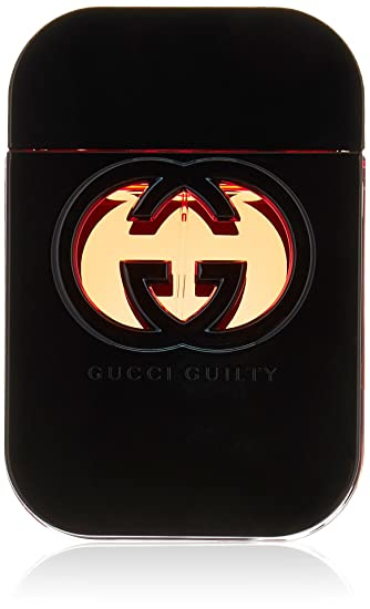 0864945b85f Amazon.com   Gucci Guilty Black By Gucci Eau De Toilette for Women 2.5  Ounce   Beauty