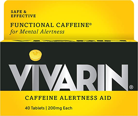 Vivarin Tablets Alertness Aid