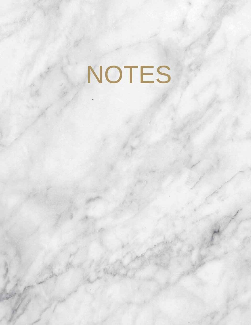 """Download Large Softcover Notebook, White Marble Design: 8.5"""" X 11,"""" College Rule, 150 Sheets (300 Pages), White Marble with Notes, Use as a Journal, Diary, Logbook ebook"""