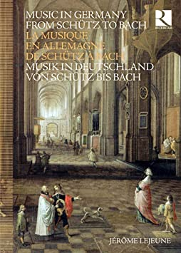 VARIOUS ARTISTS - Music in Germany from Schutz to Bach - Amazon com