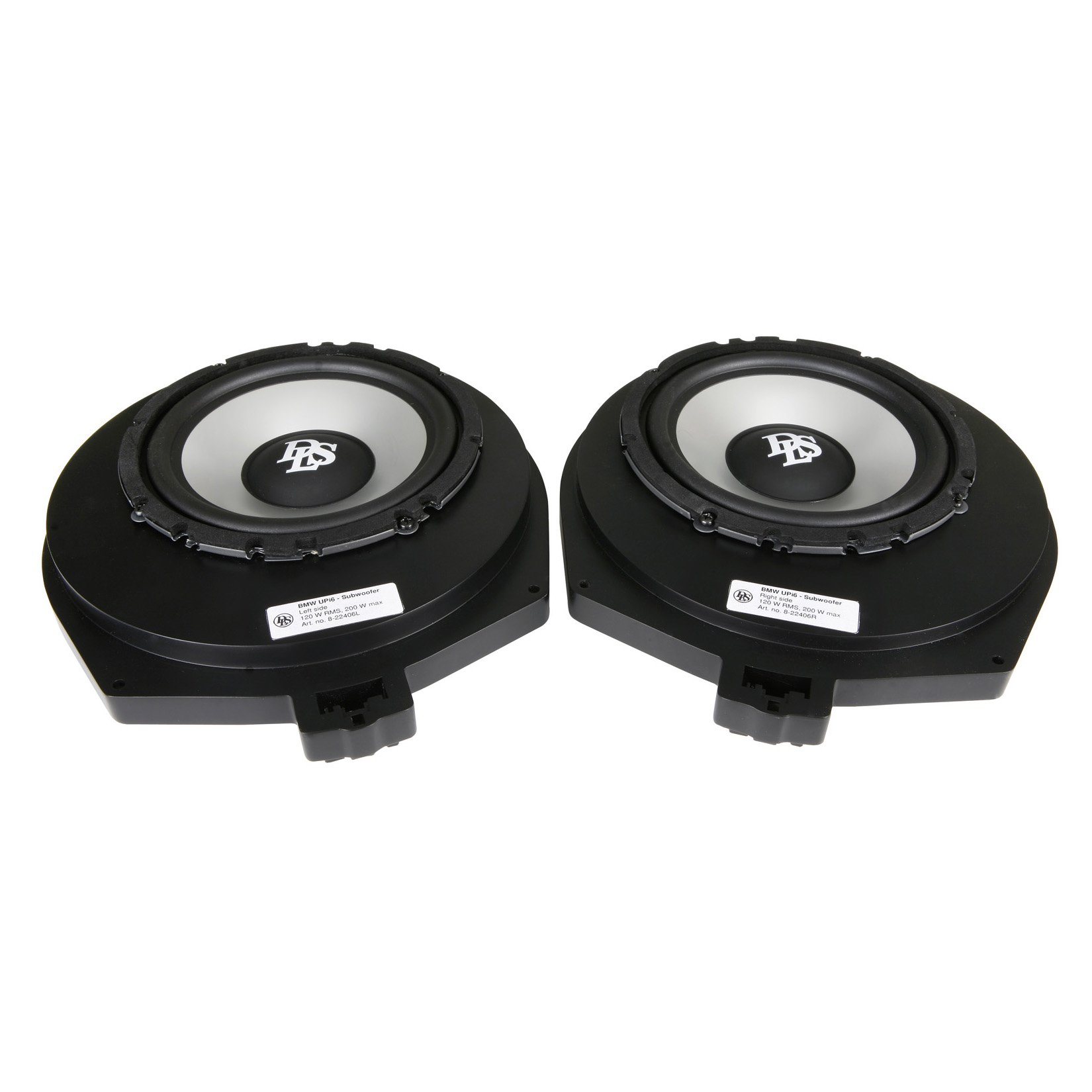 DLS Audio BMWUPi6 Replacement Subwoofer Kit for BMW Cars by DLS Audio