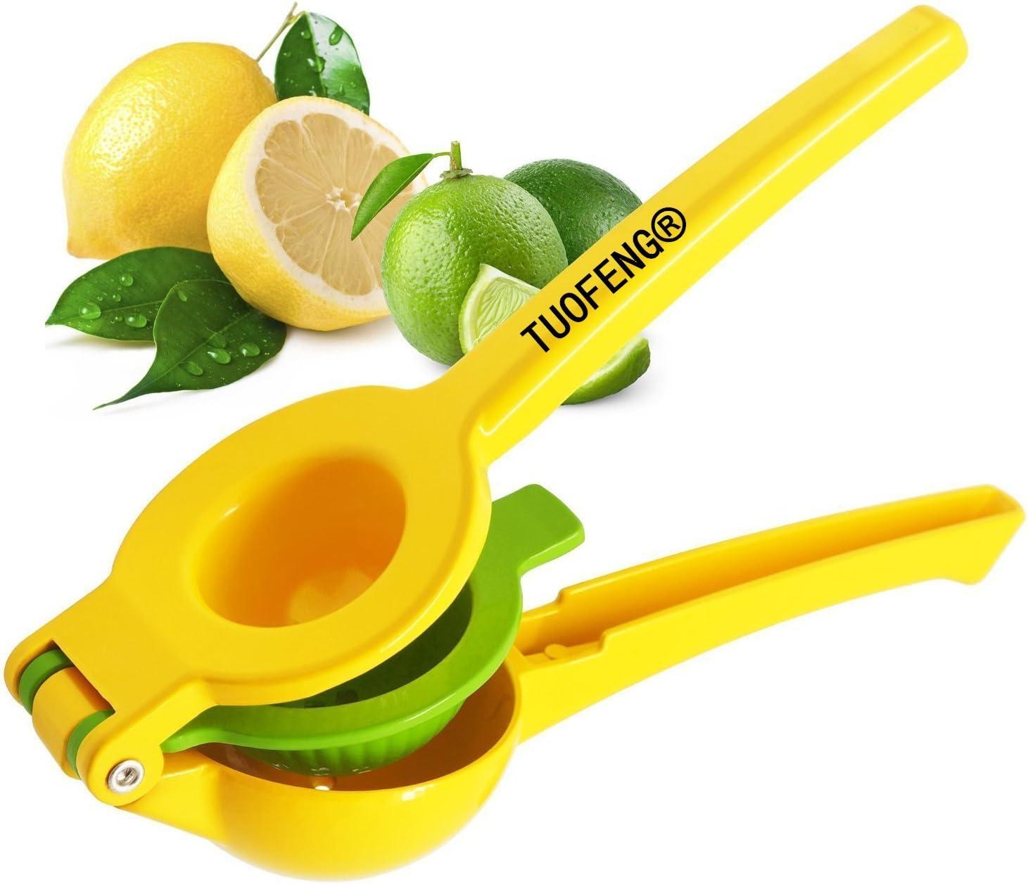 Compra TUOFENG – Doble Exprimidor – Licuadora manual – El diseño ...
