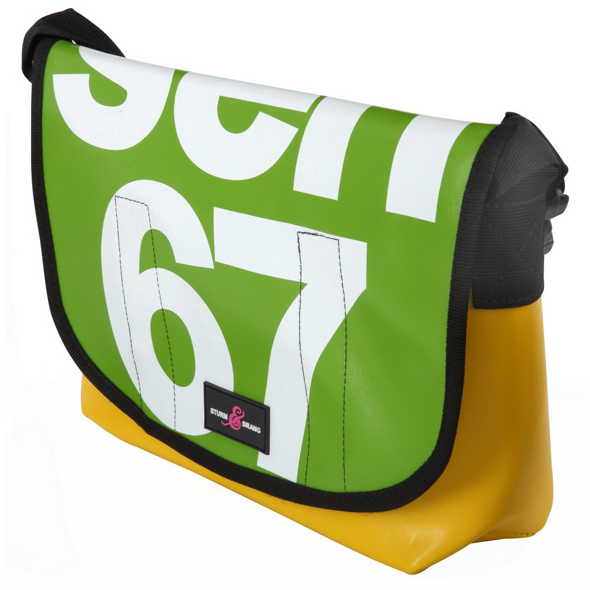 Tracolla Drang amp; Media Borsa Sturm Dimensione A Messenger Bag SqIpn5