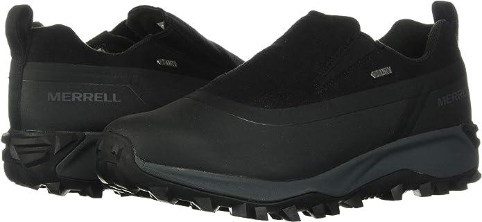 Merrell Homme THERMO Snowdrift marche bottes noir Sports de plein air chaud