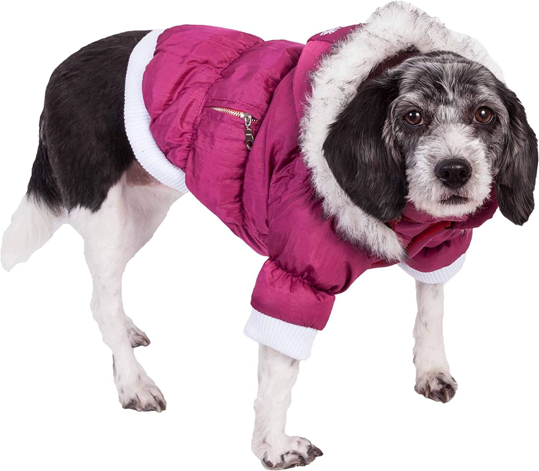Pet Coat Pink quilted Pet Coat, Quilted queen Dog Coat Dog Coat Dog clothes