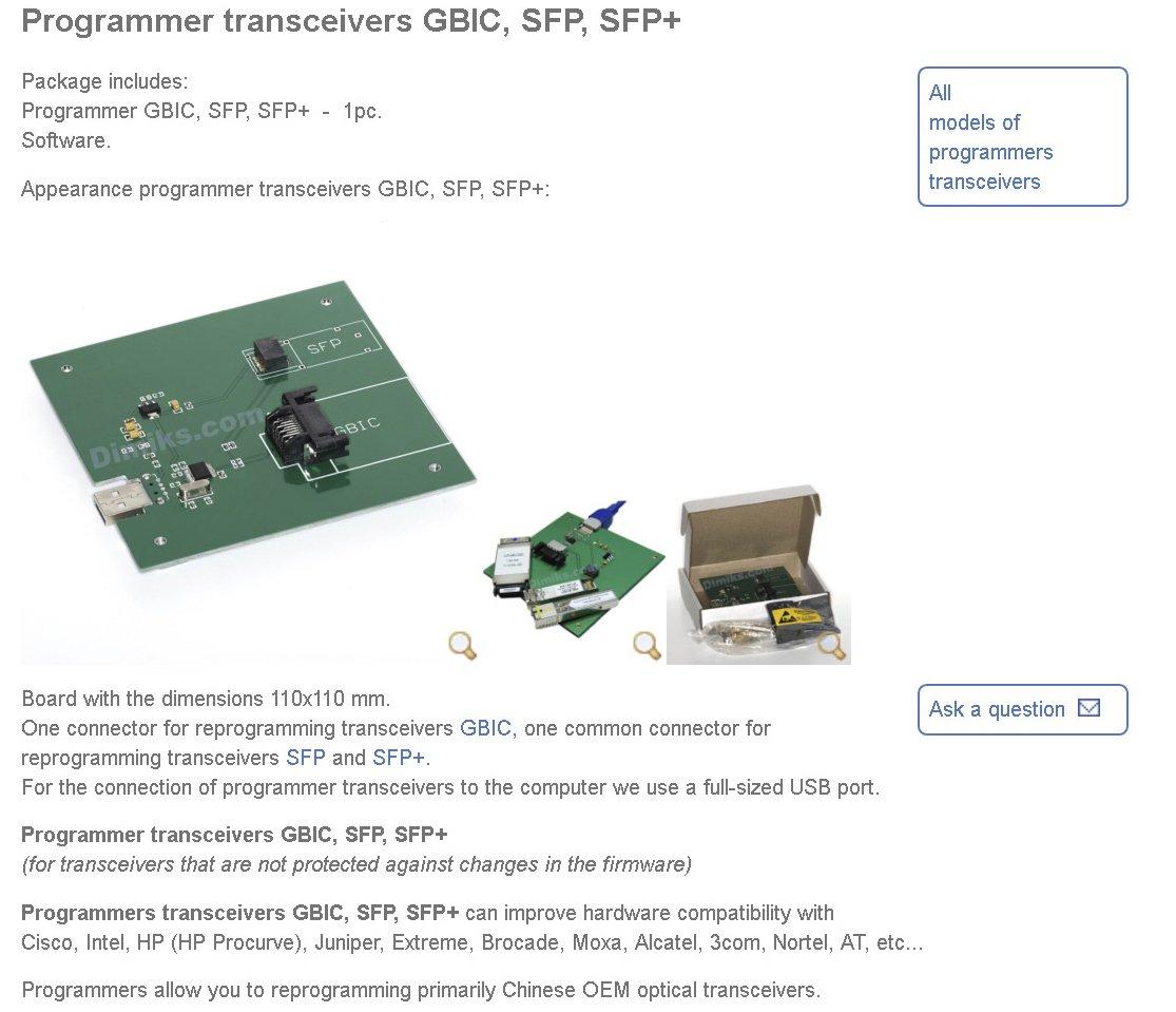 Amazon com: Dimiks Programmer Board, Test Board transceivers