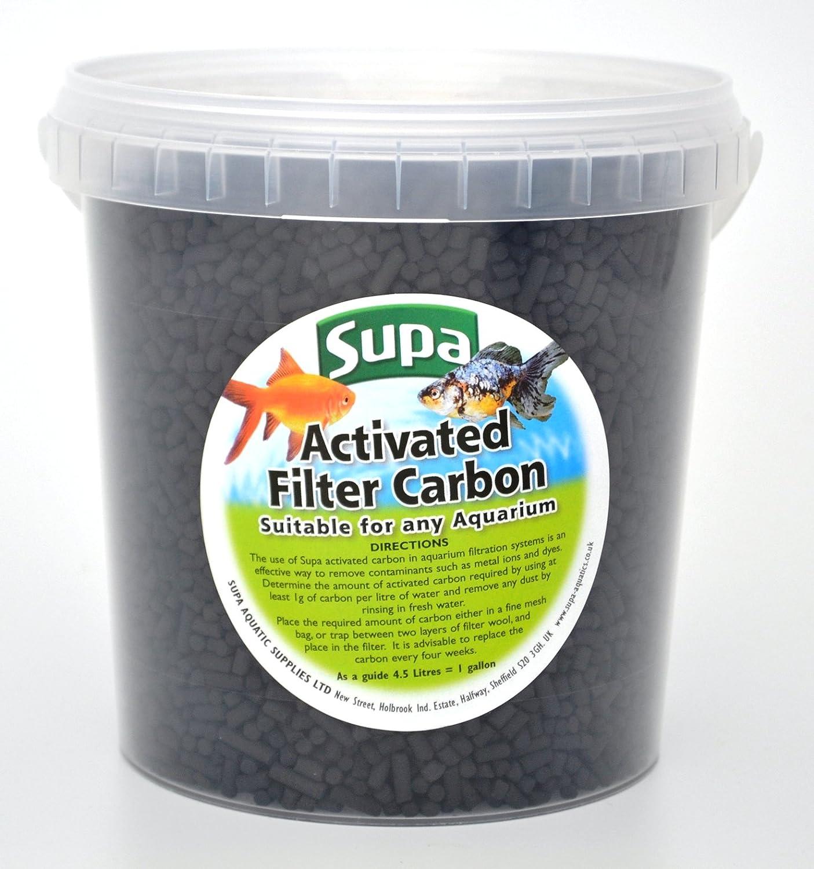 SUPA活性炭フィルター、大、3パック B00YEYYJF0