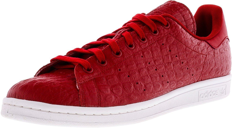 Adidas Herren Niedrig-Top Sneakers Reptile ROT